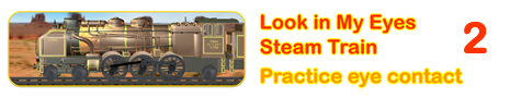 Look in My Eyes Steam Train 2