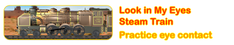 Look in My Eyes Steam Train